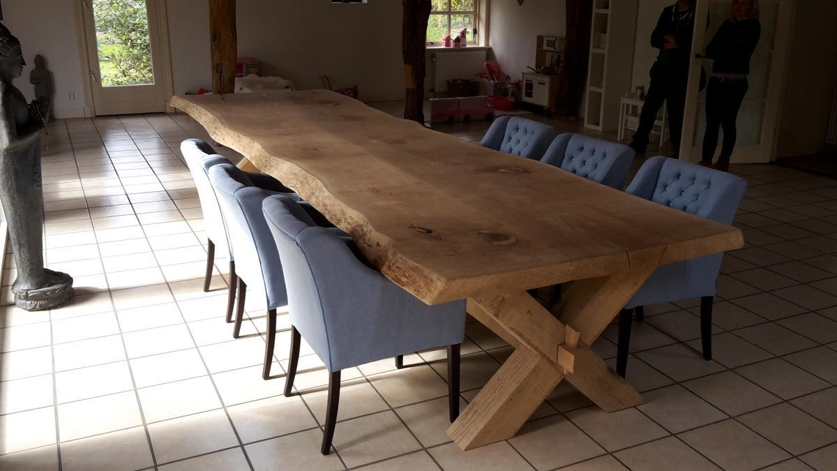 Tafel Van Boomstam : Boomstam tafels brummelhuis meubels