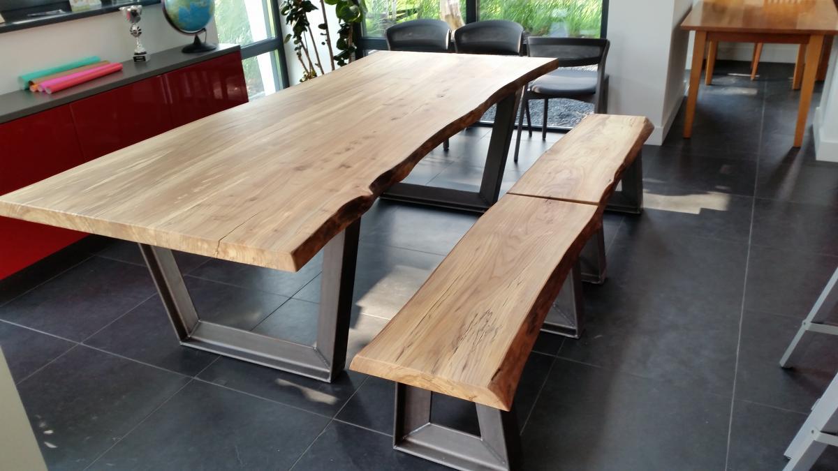 Boomstam tafels brummelhuis meubels